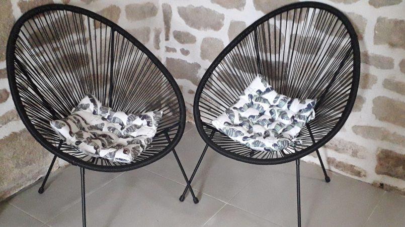 chaise acapulco